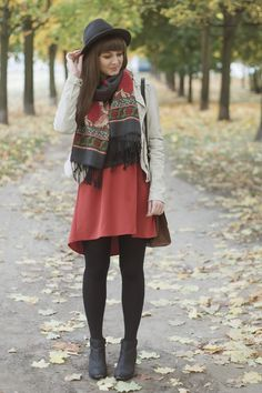 Maddinka - blog modowy : This scarf