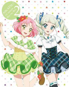 Sakura and Yurika