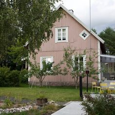 PITKÄT PALMIKKOSUKAT - OHJE Shed, Outdoor Structures, Cabin, House Styles, Plants, Home Decor, Decoration Home, Room Decor, Cabins