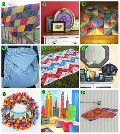 bandana craft projects