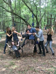 My favorite cast ever! The originals cast bts season 4 ♥