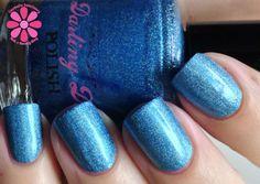 Darling Diva Polish - Blue Diamond