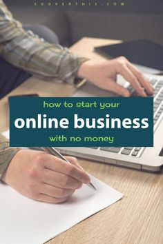 Is it really possible to start a business with no money? Here's how to start your online business with no money, even though it may seem impossible. Making money online is one of the lowest barrier to entry ways to turn yourself into an entrepreneur and to add some income to your budget.
