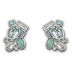 Rupture Stud Pierced Earrings | Sweet Sixties collection spring 2012