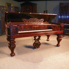 Knabe Empire Style Square Grand Player Piano
