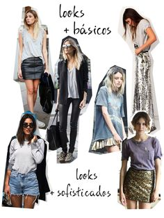 7fcb98c8b8 How Using gray shirt basic and sophisticated way - Como usar camiseta cinza  mescla em looks