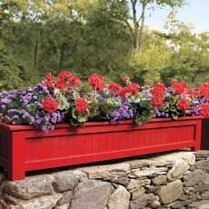 How To Build A Weather-resistant Planter