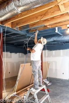 8 amazing basement blog posts images basement finishing it is rh pinterest com