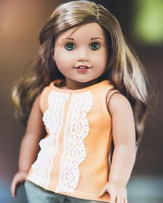 Gorgeous American Girl doll photography See this Instagram photo by @karaleels • 167 likes