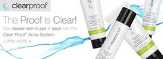The proof IS clear! Try #Clearproof risk-free>> Contact me for details: https://www.marykay.com/LaShon