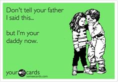 Whose your Daddy?
