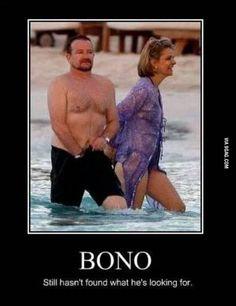 Still, Bono?!