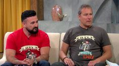 John Corbett & Kiehl's CEO Chris Salgardo joined New Day to preview their LifeRide for amFAR event (they're riding their motorcycles from Seattle to Los Angeles!)