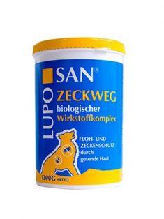 luposan zeckweg, anti-tiques, zeckweg, luposan pressé à froid de qualité
