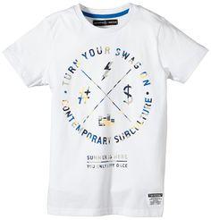 Outfitters Nation Jungen T-Shirt DENT M SS TOP 214: Amazon.de: Bekleidung