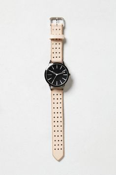 ++ Three-Hole Punch Watch