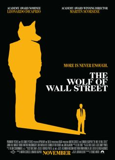 The Wolf of Wall Street - Martin Scorsese