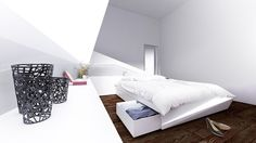 Ice Bed by Who Cares?! Design