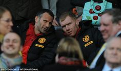 But there is talk around Old Trafford that Giggs - with Paul Scholes alongside him - might be the way forward for United.