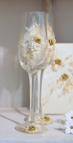 Hey, I found this really awesome Etsy listing at https://www.etsy.com/ru/listing/287568749/wedding-toasting-flutes-wedding