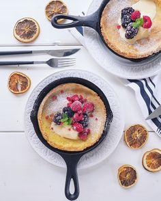 美味しい、かわいい♪食事やおやつの時間が楽しみになる《スキレット活用術》 | キナリノ