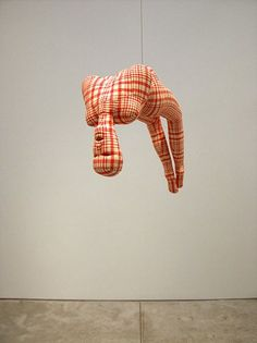 Louise Bourgeois. Woman suspended. More