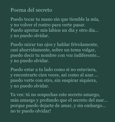 Poema del Secreto-Jose Angel Buesa