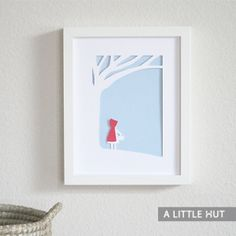 Little red riding hood SVG file by Patricia Zapata | a little hut