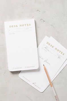 Jot-It-Down Notepad Set