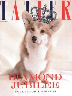 Tatler magazine - Diamond Jubilee.    Get 6 issues for just £12   http://www.magazinesubscriptions.co.uk/the-magazine-group/magazine/womens-interest/fashion/tatler?affiliate=pinterest