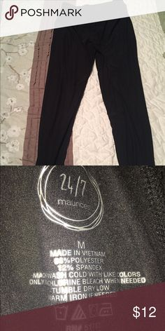 de0fbdf40f Maurice's leggings NWOT. Maurice's size medium. Very soft and comfortable. Maurices  Pants Leggings