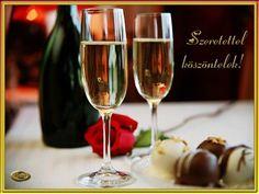 Boldog Születésnapot kívánok sok szeretettel! Flute, Champagne, Tableware, Google, Dinnerware, Tablewares, Flutes, Dishes, Tin Whistle