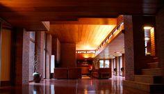 Frank Lloyd Wright : Bernard Schwartz House | planetclaire.org