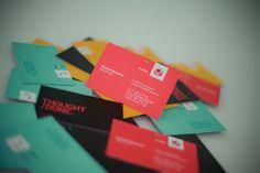 gen design studio business cards