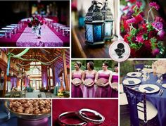 The Couture Lounge: Wedding Wednesday: 2011 Wedding Color Trends