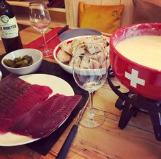 Cheese Fondue - The real deal #homemade #cheesefondue #cheese #fondue #gruyere #vacherin #moitiémoitié #swit... #fondueideas Cheese Fondue - The real deal #homemade #cheesefondue #cheese #fondue #gruyere #vacherin #moitiémoitié #swit... Fondue, Alcoholic Drinks, Cheese, Sandro, Ethnic Recipes, Liquor Drinks, Alcoholic Beverages, Alcohol