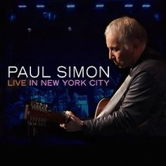 Paul Simon - Live in New York City (full album stream)