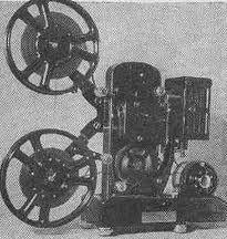 projetor antigo