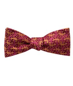 The Weird Al - Burgundy (JTF Bow Tie)   Ties, Bow Ties, and Pocket Squares   The Tie Bar