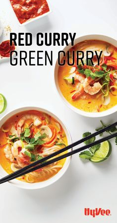 Red or green, we love every curry in between! Learn the difference between some of our favorite curry flavors for your next weeknight meal. Weeknight Meals, Quick Easy Meals, Homemade Curry, Green Curry, Ethnic Food, Meat Chickens, Diwali, Soul Food, Slow Cooker Recipes