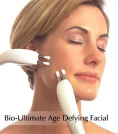 Micro-current, the instant face lift machine
