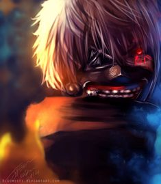 Kaneki by Bluemisti on DeviantArt