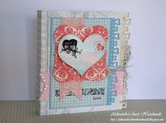 Wedding book. Box frame inside to include gifts.