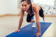 Exercise At Home with this Short, Equipment-Free Total-Body Workout