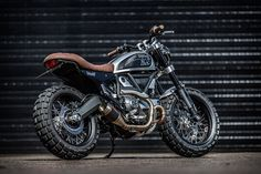 Custom Ducati Scrambler by Down & Out Cafe Racers 8