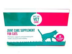 pdsa VET CARE Joint Care Supplement for Cats Joint Aid  #PDSA