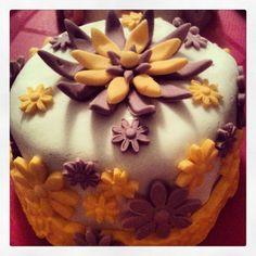 mini cake fiorita