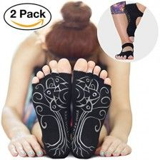 2 Pairs RAE YOGA Barre Pilates Non Skid Bella Half Toe Grip Socks Bamboo Barefoot Feel SM 58 Black * Continue to the product at the image link. (This is an affiliate link) Pilates Socks, Yoga Socks, Pilates Workout, Exercise, Toeless Socks, Grippy Socks, Bamboo Socks, Yoga Accessories, Women's Socks & Hosiery