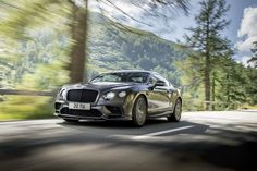 With a top speed of 209 mph, the three-ton Continental Supersports is the fastest four-seat production car on the planet, and the quickest Bentley ever made, all courtesy of new turbochargers that help the 6-liter W12 engine spool out 700-horsepower--yes, that's right, 700 horsepower. Supersports is named for a car [...]
