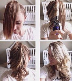 How to quickly and easily curl your hair